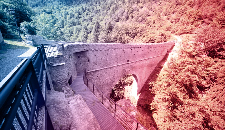 foto del Pont d'Ael