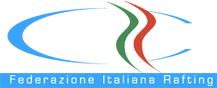 logo della federazione italiana rafting