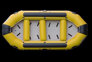 gommone da rafting