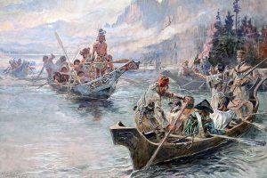 La spedizione di Lewis e Clark